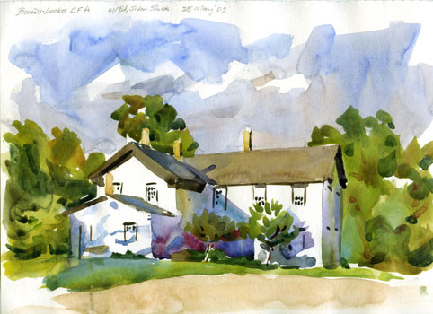 Greg Lipelt Artworks - Watercolor Sketches